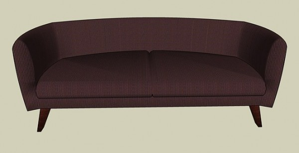 Couch CURVED